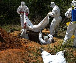 Zabójczy wirus powrócił. Wykryli nowe ognisko wirusa Ebola. Są kolejne ofiary śmiertelne