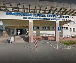 Skandal w Słupsku. Lekarz kazał pacjentce wypier... ze szpitala