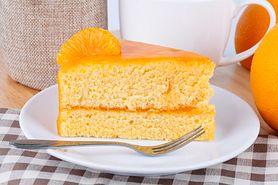 Placek pomarańczowy