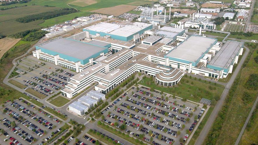 Intel może planować zakup dawnych fabryk AMD