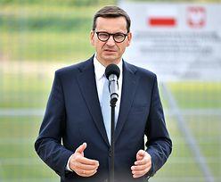 """""""Bardzo szczerze współczuję uchodźcom, ale..."""". Morawiecki zabrał głos"""