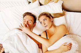 Przyczyny chrapania. Poznaj nieznane powody męczących dźwięków w nocy