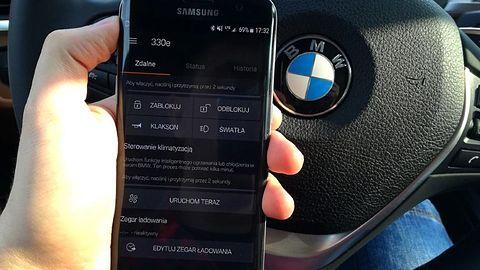 W BMW smartfon zastąpi kluczyki. Świetny pomysł, dopóki się nie rozładuje