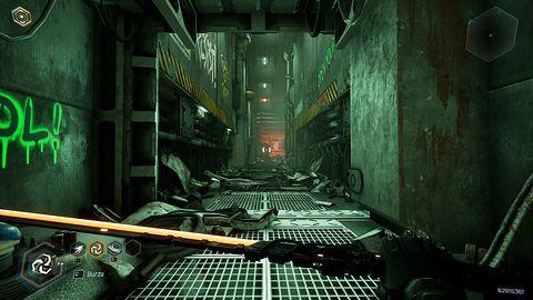 Ghostrunner zachwyca, ale grający na Switchu na razie się o tym nie przekonają