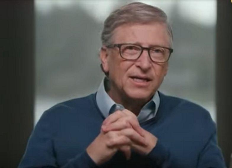 Bill Gates mówił o noszeniu maseczek. Wszyscy wybuchli śmiechem