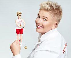 Anita Włodarczyk ma swoją lalkę. To taka pierwsza Barbie w historii