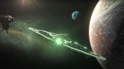 Stellaris z wyjątkową aktualizacją. To ukłon w stronę polskiego pisarza Stanisława Lema