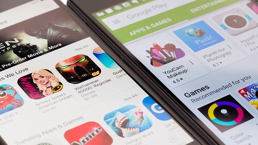 Złośliwe aplikacje były dostępny w oficjalnym sklepie. (depositphotos)
