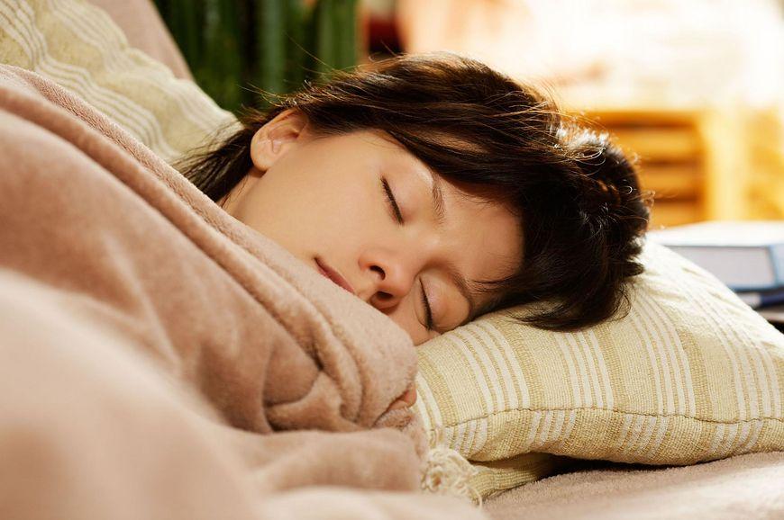Gdy śpisz dłużej niż inni...