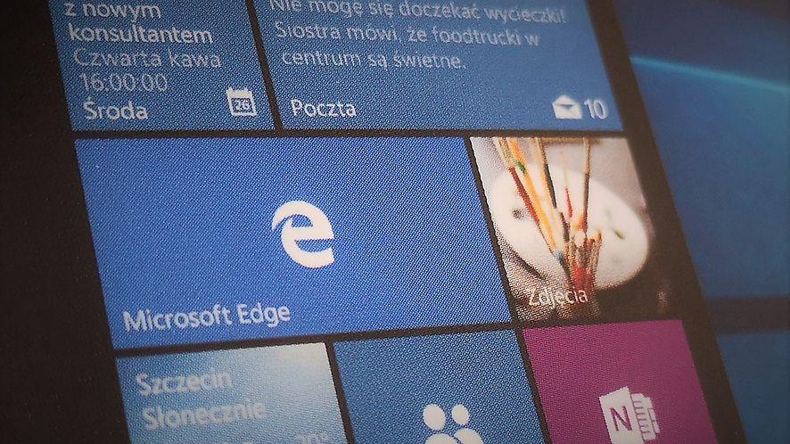 Microsoft Edge zniknie z Windows 10? Zastąpi go nowa przeglądarka bazująca na Chromium