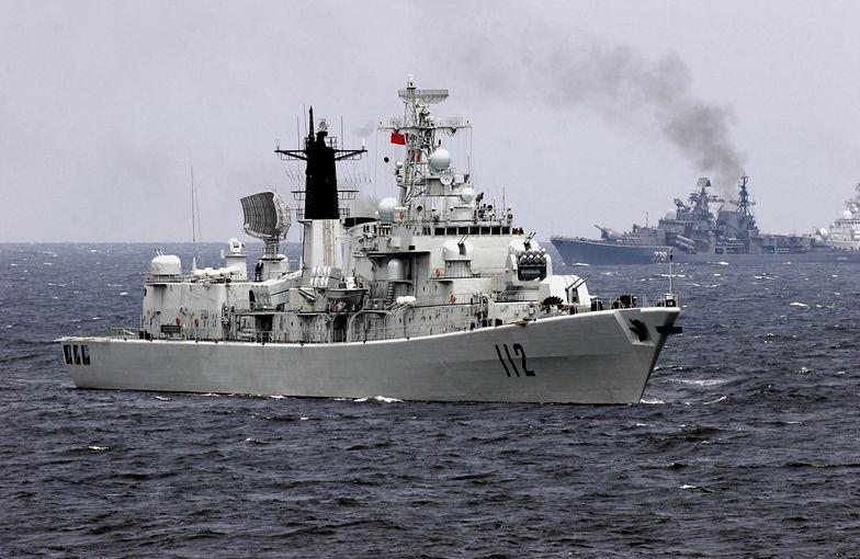 Chiny będą ćwiczyć na Morzu Żółtym przez 11 tygodni