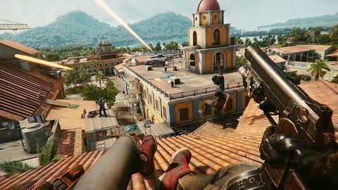Far Cry 6 - godzinny zapis rozgrywki. Spodziewaliście się nowości?