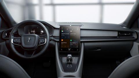 Android Automotive OS: Mapy Google będą źródłem informacji dla tempomatu