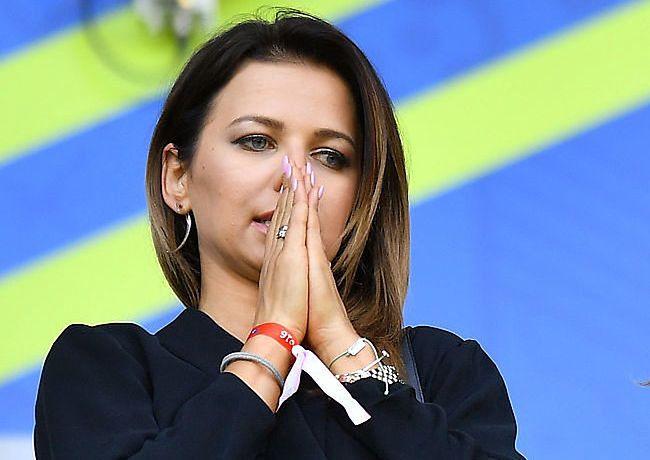 """Liga Mistrzów. Ważny dzień dla Anny Lewandowskiej. """"Jak cudnie przespać noc"""""""