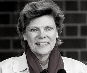 Legenda dziennikarstwa Cokie Roberts nie żyje. Wybitna komentatorka zmarła na raka piersi