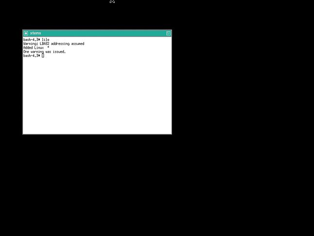 Dodawanie nowego kernela do LILO