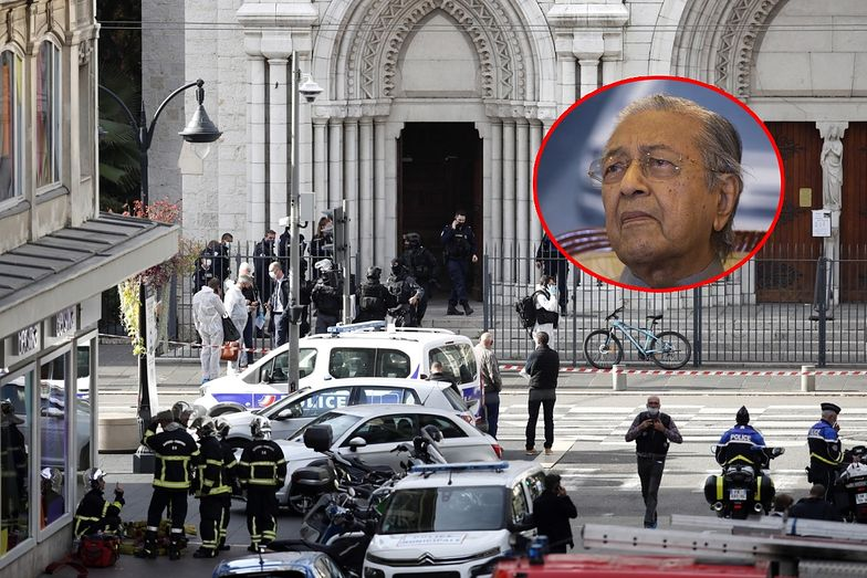 """""""Muzułmanie mają prawo do zabijania milionów"""". Wstrząsające słowa po ataku we Francji"""