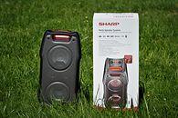 Sharp PS-929 Power Audio — przenośny głośnik imprezowy za mniej niż 600 zł!
