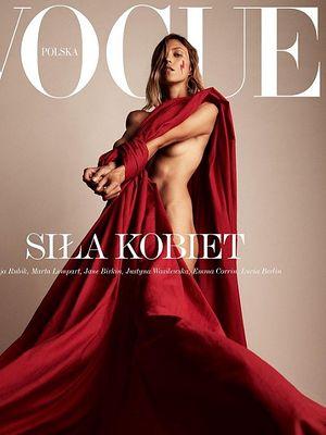 Siła kobiet w Vogue