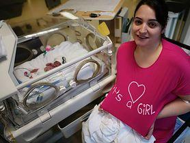 Poroniła 13 razy. Dzięki leczeniu powitała na świecie piękną córkę