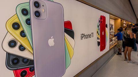 iPhone 11: Apple dostarczyło w Chinach już ponad 10 mln sztuk. Plan bojkotu nie wypalił