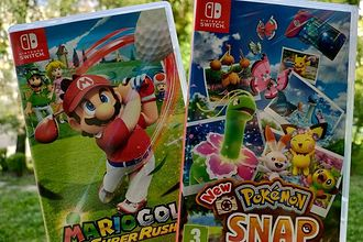 Idealne gry na wakacje? New Pokemon Snap i Mario Golf Super Rush [Recenzja]