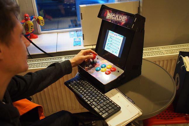 Picade - czyli mini automat gier na Raspberry Pi