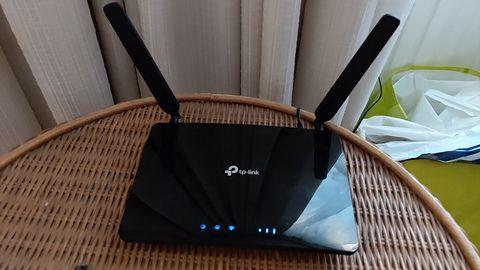 Router TP-Link MR6400 - LTE w domowym zaciszu