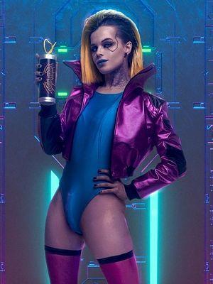 Cyberpunk 2077 bez niebinarnych zaimków