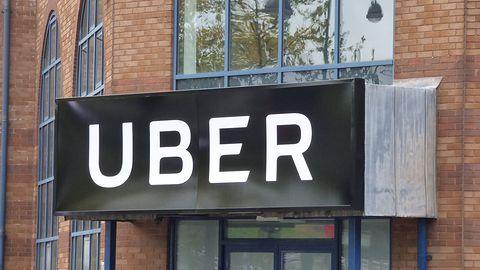 Uber zapłacił 100 tys. dolarów hakerom, by zataić atak sprzed roku
