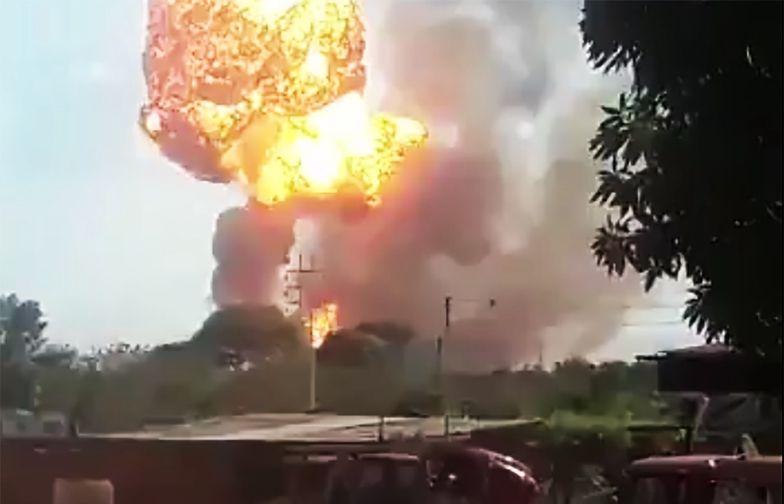 """Potężna eksplozja w Wenezueli. """"To atak terrorystyczny"""""""