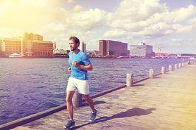 Trening biegania