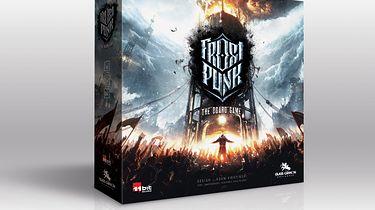 Bank rozbity - planszówka Frostpunk zebrała ponad 11 milionów! - Frostpunk: The Board Game