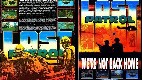 Lost Patrol — najbardziej antywojenna gra wojenna.