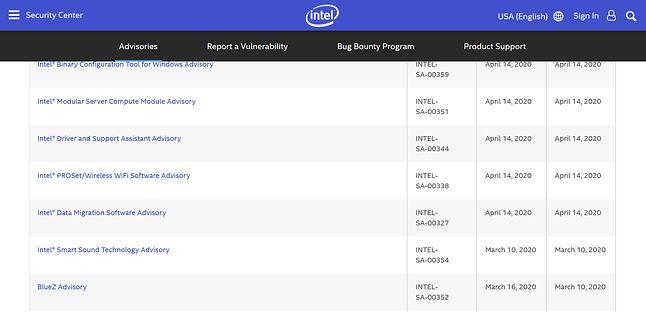 Czasem można odnieść wrażenie, że w Intelu bezpieczny design przyjął się, jak prawo budowlane na Podhalu