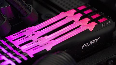 HyperX FURY DDR4 RGB i bez RGB. Nowe szybkie pamięci Kingston