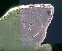 Z nudów przeglądał mapy Google. Szokujące odkrycie. Pentagram?