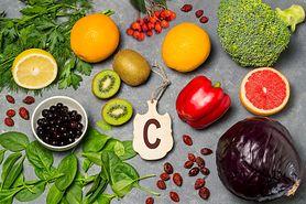 Kwas askorbinowy (witamina C) - działanie, właściwości, występowanie, dawkowanie