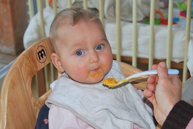 Nie karm dziecka, jeżeli ono tego nie chce