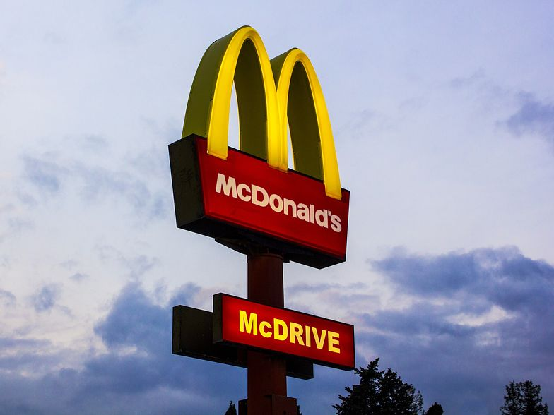 Tragedia w McDonald's. 31-latka nie żyje