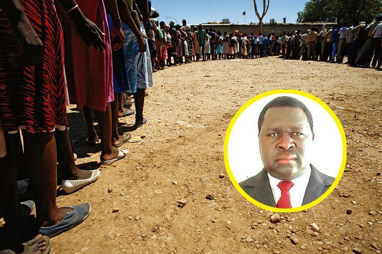 """Adolf Hitler wygrał wybory w Namibii. """"Nie dążę do dominacji nad światem"""""""