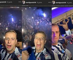 Kamil Grosicki spełnia marzenia. Tak świętował awans do Premier League