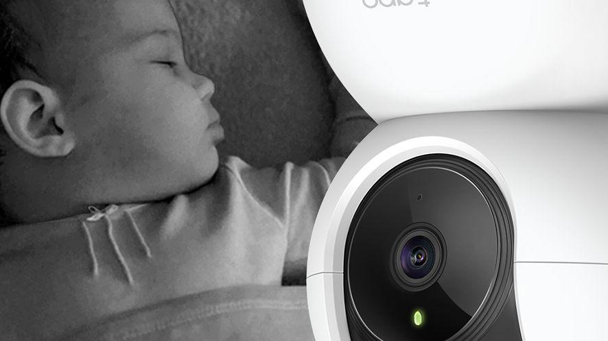 TP-Link przedstawia nową kamerę Wi-Fi, fot. materiały prasowe