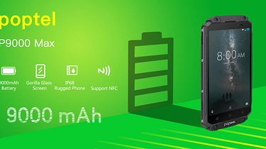 Premiera P9000 Max — smartfon typu rugged z ogromną baterią 9000 mAh!