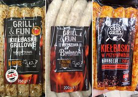 Które kiełbaski na grilla mają najlepszy skład? Sprawdzamy z dietetykiem
