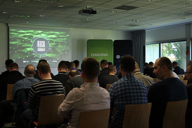 Konferencja Hack & Security w Gdańsku, fot. DAGMA
