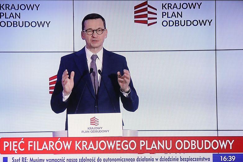 Morawiecki odkrywa karty. Tak rząd chce wyjść z kryzysu