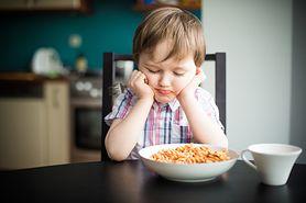 Co zrobić, gdy maluch odmawia jedzenia?