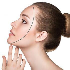 Kształt twarzy - owalna, okrągła, podłużna, kwadratowa, trójkątna