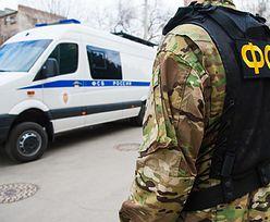 Rosja. Zamachowiec wysadził się w powietrze
